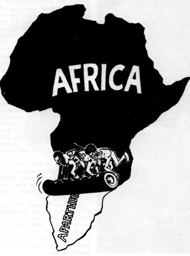 Artwork: Afrikan Students for Afrikan Liberation 1978