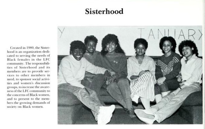 Sisterhood 1985